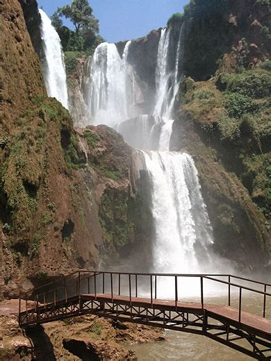 Ouzoud Waterfalls Full-Day Group Excursion   Marrakech