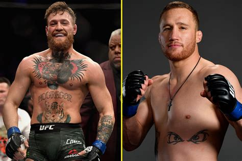 UFC news: Conor McGregor confirms a fight with Justin
