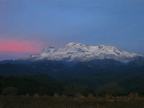 Ixtaccihuatl - Mexico , The sleeping woman mountain | Flickr