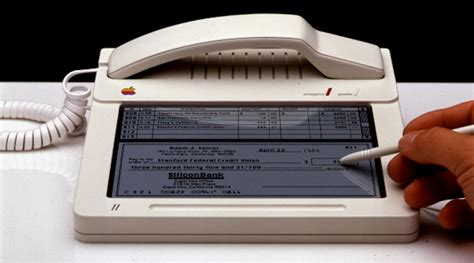 """Surprise! This Is Apple's First """"iPhone"""" Prototype From 1983"""