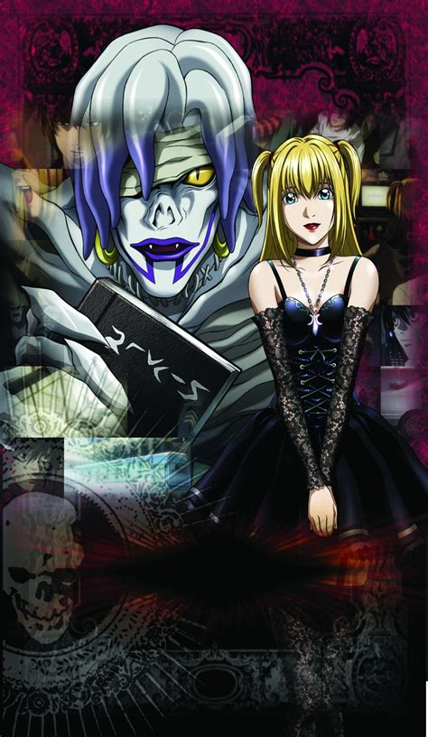 Death Note Ryuk And Rem Wallpapers 1080p » Cinema