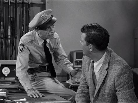 """""""The Andy Griffith Show"""" Barney Mends a Broken Heart (TV"""
